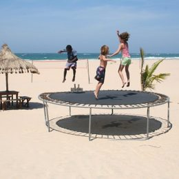 Jumpking Trampoline Review